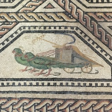 Mosaic from Roman Cologne