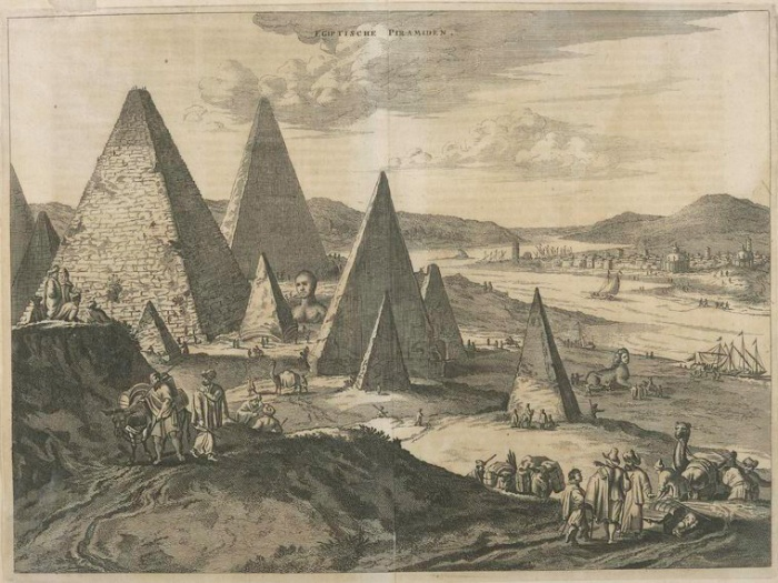 Olfert_Dapper_Egiptische_Piramiden_1670