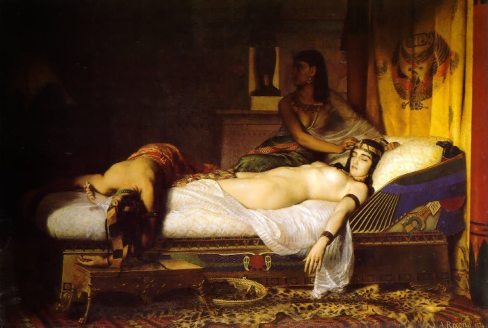 Death_of_Cleopatra_by_Rixens