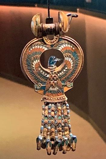 Tutankhamun Earring