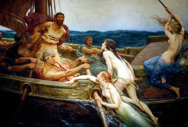 640px-Ulysses_and_the_Sirens_by_H.J._Draper