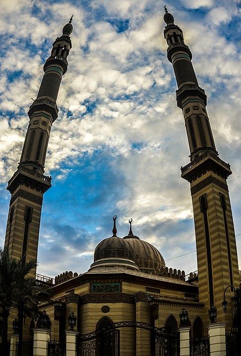 Al-Rahman Al-Rahim Mosque